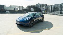 Tesla Model 3, all'avanguardia dell'elettrico e non solo