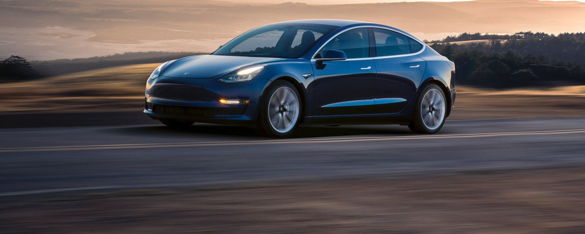 Tesla Model 3 alle prese con la ruggine