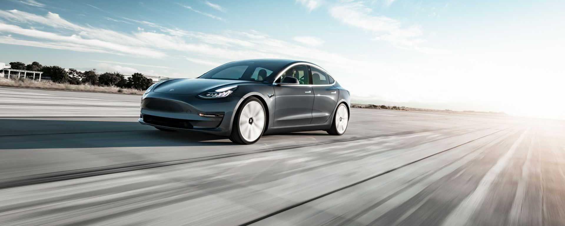 Tesla Model 3 campione di vendite nei Paesi Bassi