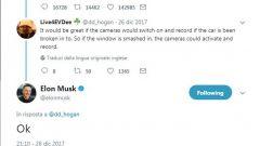 Tesla Model 3, dash cam in caso di guasto?