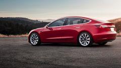Tesla Model 3 Dual Motor, i prezzi ufficiali per l'Italia
