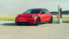 Tesla Model 3: l'elettrica più venduta in Europa. (marzo 2021)