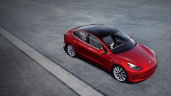 Tesla Model 3: gli incentivi
