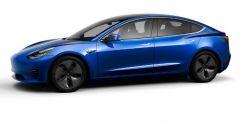 Tesla Model 3, il configuratore online