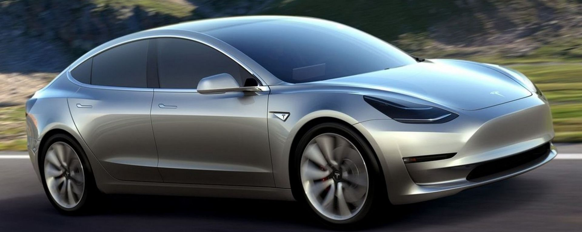Tesla Model 3: con il ghiaccio non si apre