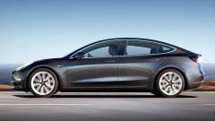 Tesla Model 3: con il ghiaccio non si apre - Immagine: 4