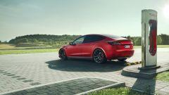 Tesla Model 3 2020: batteria da 100 kWh, autonomia, prezzo