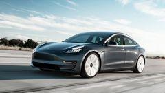 Tesla Model 3, da Milano alla conquista dell'Italia - Immagine: 6
