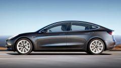 Tesla Model 3, da Milano alla conquista dell'Italia - Immagine: 7