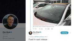 Tesla Model 3, intervenire sui tergicristalli