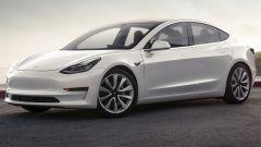 Tesla Model 3, la più accessibile tra le elettriche di Elon Musk