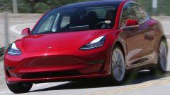 Tesla Model 3: la prossima arriverà a 700 km di autonomia?