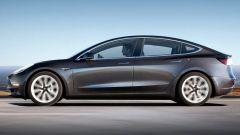 Tesla Model 3, la Tesla dei grandi volumi