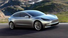 Tesla Model 3: la versione base sarà a trazione posteriore