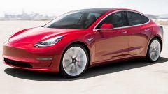 Tesla Model 3: l'auto elettrica più popolare di Elon Musk