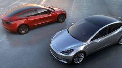 Tesla Model 3: nuove informazioni sull'elettrica pop di Elon Musk - Immagine: 1