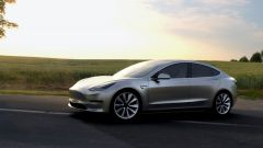 Tesla Model 3: elettrica democratica - Immagine: 1