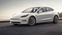Tesla Model 3 Standard Range Plus, al via gli ordini anche in Italia