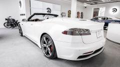 """Tesla Model S Cabriolet, l'unico esemplare è """"Made in Italy"""" - Immagine: 3"""