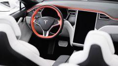 """Tesla Model S Cabriolet, l'unico esemplare è """"Made in Italy"""" - Immagine: 5"""