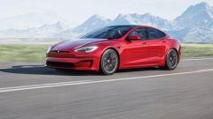 Tesla Model S e Model X 2021: come cambiano i due modelli a batterie