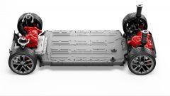 Tesla Model S e Model X 2021: il pianale e i motori elettrici