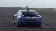 Tesla Model S Performance, motore elettrico da 613 cv