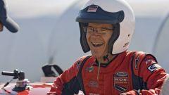 Tesla Model S Plaid alla Pikes Peak: il pilota e giornalista americano Randy Pobst che guiderà la Tesla