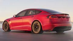 Tesla Model S Plaid+, no alla produzione. Il tweet di Elon Musk