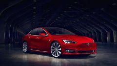 Tesla Model S: ecco il primo restyling della coupé di Elon Musk - Immagine: 1