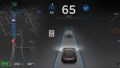 Tesla Model S: ecco il primo restyling della coupé di Elon Musk - Immagine: 12
