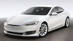 Tesla Model S: ecco il primo restyling della coupé di Elon Musk - Immagine: 9