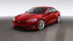Tesla Model S: ecco il primo restyling della coupé di Elon Musk - Immagine: 7