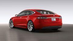 Tesla Model S: ecco il primo restyling della coupé di Elon Musk - Immagine: 8
