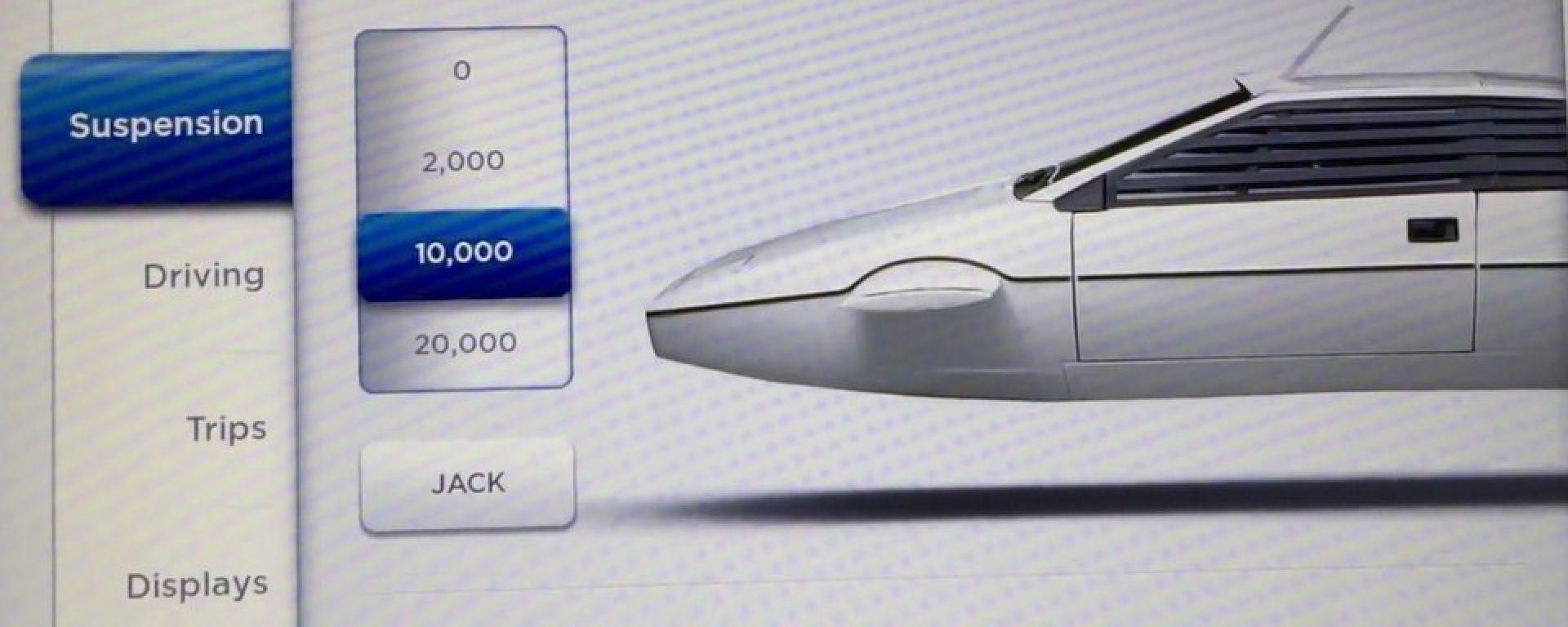 Tesla Model S: ecco come diventa sottomarino
