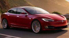 Tesla Model S 100D: proviamo l'autonomia reale per la bistecca - Immagine: 1