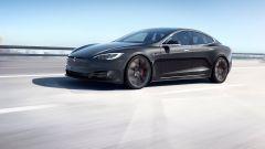 Tesla Model S Plaid: autonomia, potenza, velocità, 0-100, prezzo