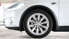 Tesla Model X 90D: cerchi