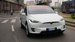 Tesla Model X 90D: prova, dotazioni, prezzi [VIDEO] - Immagine: 1