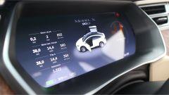 Tesla Model X 90D: prova, dotazioni, prezzi [VIDEO] - Immagine: 29