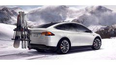 Tesla Model X: il suv elettrico diventa realtà - Immagine: 6