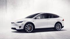 Tesla Model X: il listino prezzi per l'Italia - Immagine: 1
