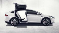 Tesla Model X: il listino prezzi per l'Italia - Immagine: 3