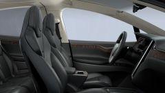 Tesla Model X: il listino prezzi per l'Italia - Immagine: 4