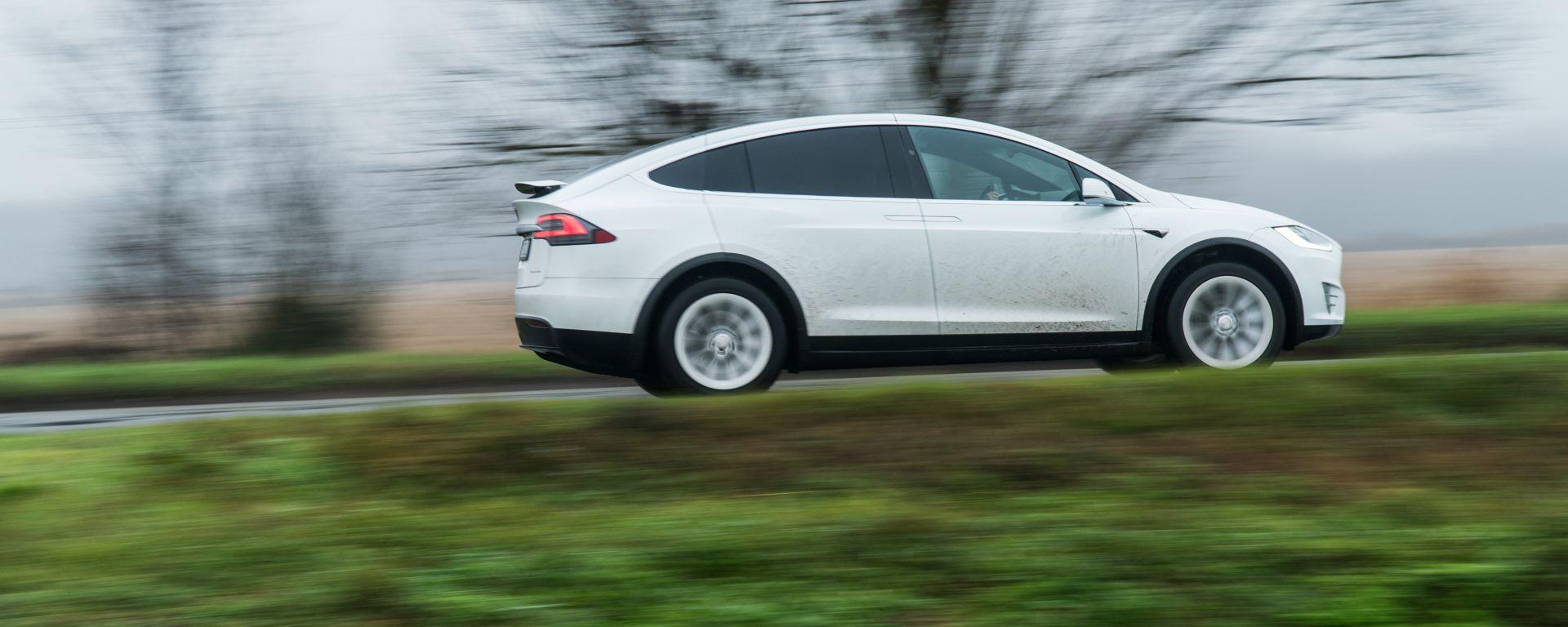 Tesla Model X Long Range: la nostra prova video
