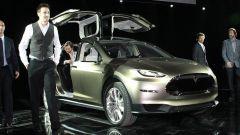 Tesla Model X - Immagine: 39