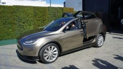 Tesla Model X - Immagine: 21