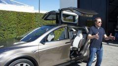 Tesla Model X - Immagine: 18