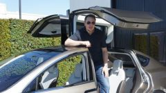 Tesla Model X - Immagine: 26