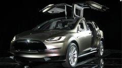 Tesla Model X - Immagine: 12